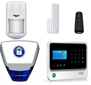 Home Security Alarm Systems Fitted